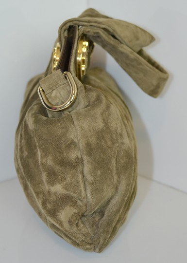 Gucci Suede Hysteria Designer Cross Body Bag