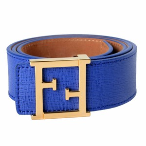 ead37ea540 Blue Fendi Belts - Shop designer fashion at Tradesy and save 70% off ...