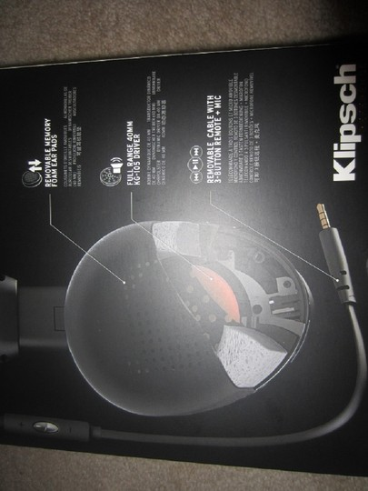 Klipsch Brand New In Box Klipsch Headphones
