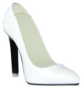 Unknown White High Heel Butane Desk Cigarette Cigar Lighter Free Shipping