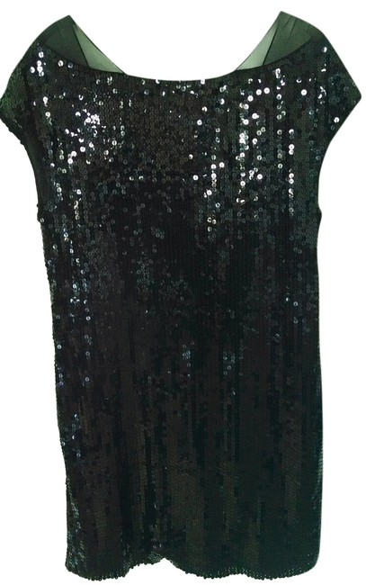Preload https://item5.tradesy.com/images/cynthia-steffe-nwot-black-silk-sequin-above-knee-night-out-dress-size-8-m-2215889-0-0.jpg?width=400&height=650