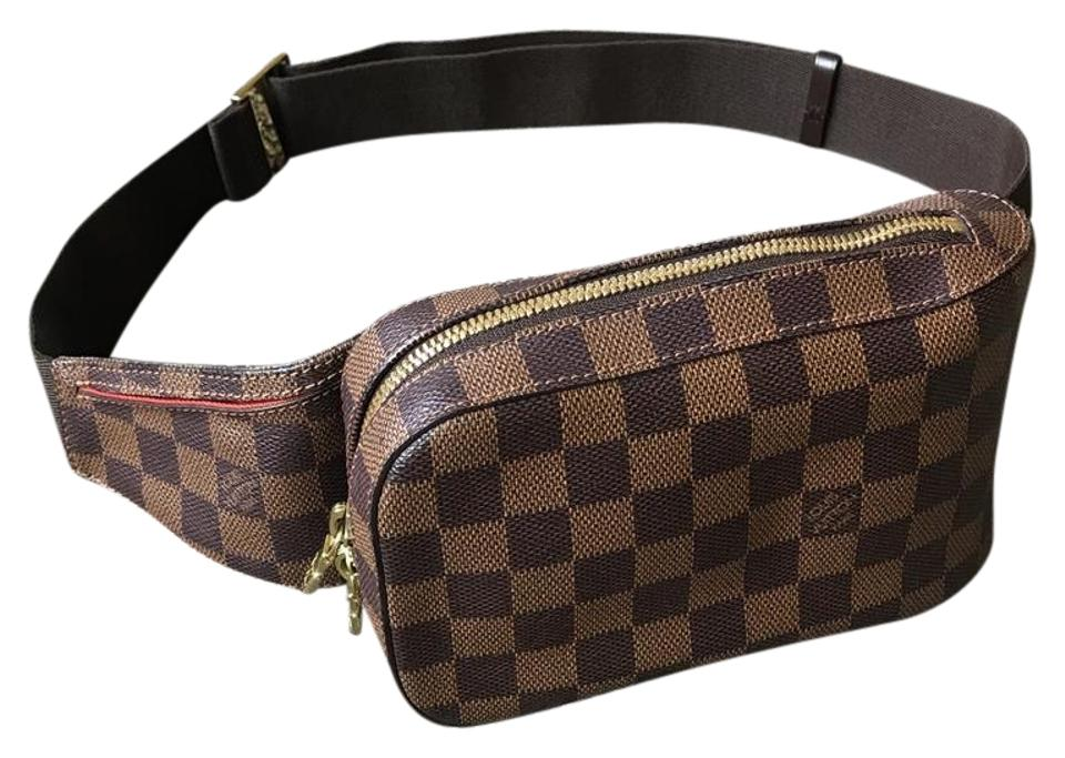 53a42ed82199 Louis Vuitton Geronimos Waist Crossbody Fanny Pack Belt Used Once ...