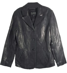 Wilsons Leather Ladies Size M Leather Jacket
