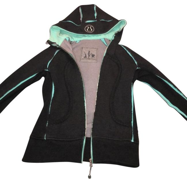 Item - Grey Scuba Special Edition Hoodie Jacket Size 4 (S)
