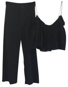 APIECE APART Wide Leg Pants black