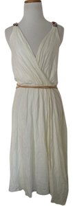 white Maxi Dress by Ella Moss