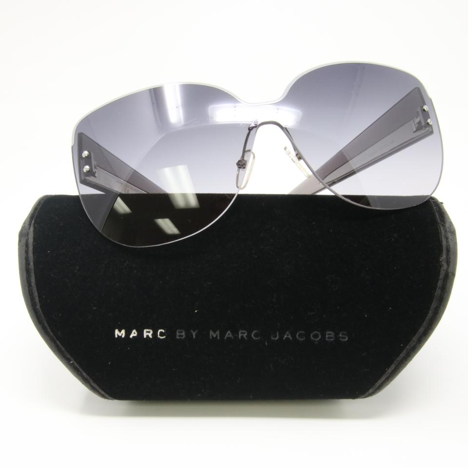 fe8cd1d579233 Marc By Marc Jacobs Rimless Shield