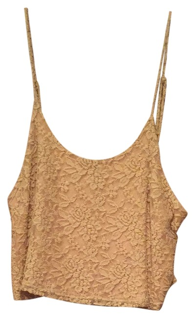 Olivaceous Top Nude