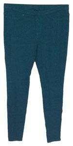 Hue Teal Blue Green Leggings