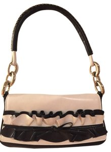 Escada Vintage Leather Shoulder Bag