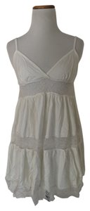 Kiki de Montparnasse short dress white on Tradesy