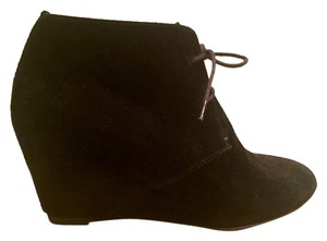 Christian Louboutin Black Suede - Boots