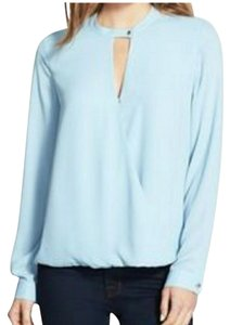 Vince Camuto Top Baby Blue