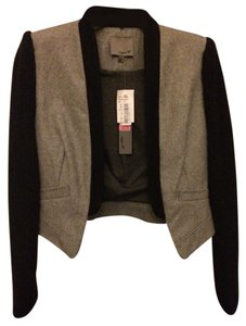 Aryn K Black, Grey Blazer