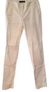 Amanda + Chelsea Trouser Pants White