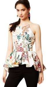 Other Top Ivory, Floral