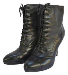 Marc Fisher Designer Stylish Platform Black Boots