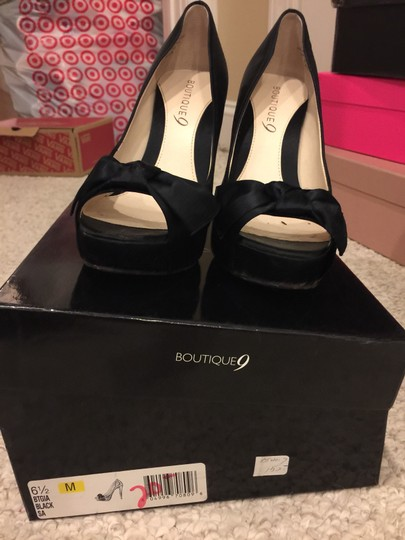 Boutique 9 Black Formal