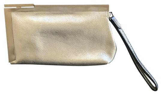 Preload https://item1.tradesy.com/images/calvin-klein-silver-leather-wristlet-22165770-0-3.jpg?width=440&height=440
