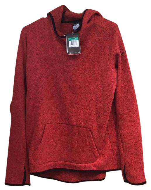 Preload https://img-static.tradesy.com/item/22166456/nike-reddish-with-black-trim-therma-fit-activewear-hoodie-size-14-l-0-1-650-650.jpg