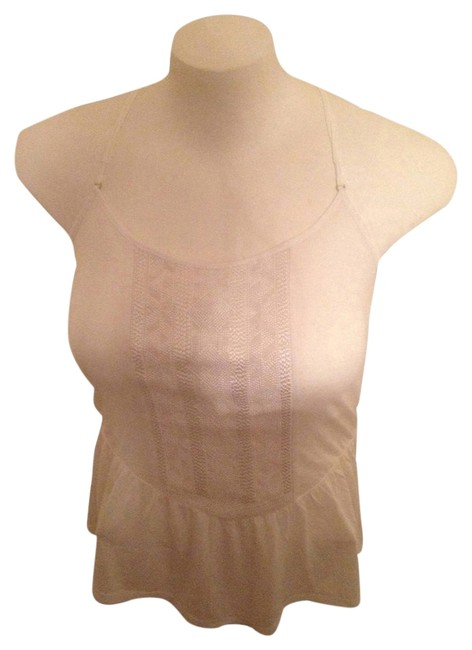 Preload https://item3.tradesy.com/images/american-eagle-outfitters-tank-top-cream-2216662-0-0.jpg?width=400&height=650