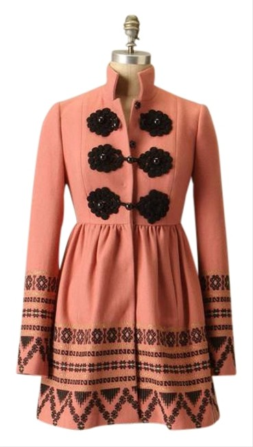 Item - Pink Elimovna 0 Plenty By Tracy Reese Coat Size 0 (XS)