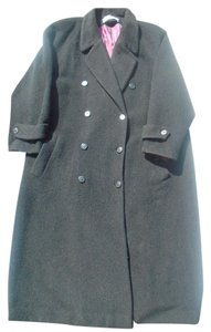 Karl Lagerfeld Wool Double Breasted Couture Limited Edition Coat