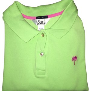 Lilly Pulitzer T Shirt lime green
