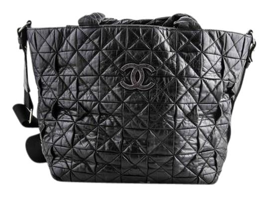 Preload https://img-static.tradesy.com/item/22166921/chanel-calfskin-black-shopper-shoulder-bag-0-1-540-540.jpg