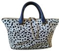 Chloé Satchel in Spotted black and white Image 0