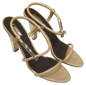 Calvin Klein Collection Pearl/ Ivory Sandals - item med img