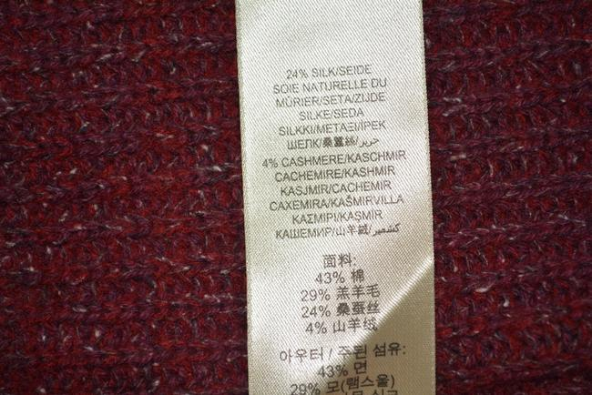Burberry Brit Long Sleeve Womens Cashmere Sweater Image 7