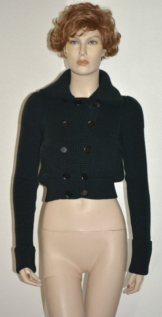 Burberry Brit Long Sleeve Womens Cashmere Sweater Image 1
