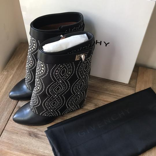 Givenchy black silver Boots Image 10