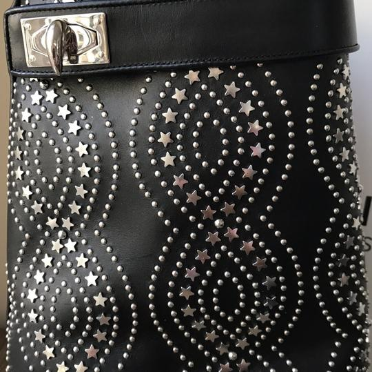 Givenchy black silver Boots Image 2