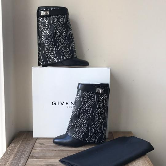 Givenchy black silver Boots Image 8