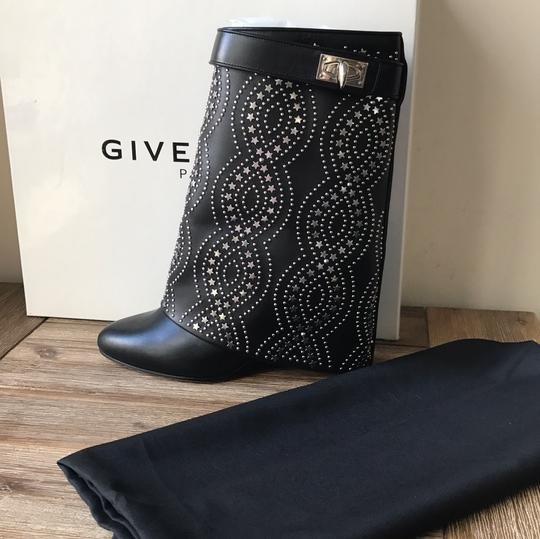 Givenchy black silver Boots Image 9