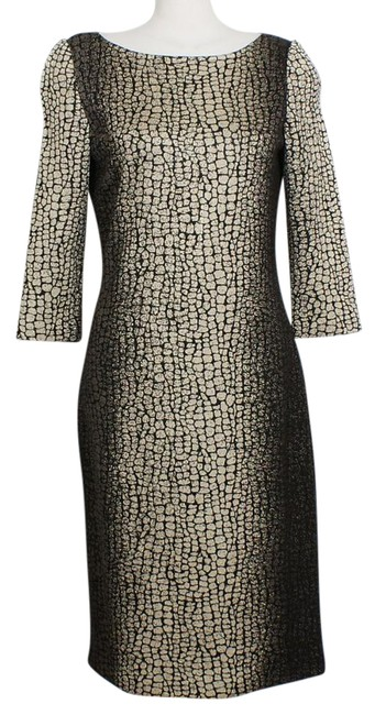 Preload https://img-static.tradesy.com/item/22167666/st-john-mahogany-brown-reptile-ombre-jacquard-knit-wool-blend-short-workoffice-dress-size-6-s-0-1-650-650.jpg