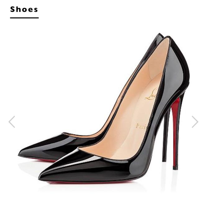 Item - Black So Kate Patent Leather Formal Shoes Size EU 36.5 (Approx. US 6.5) Narrow (Aa, N)