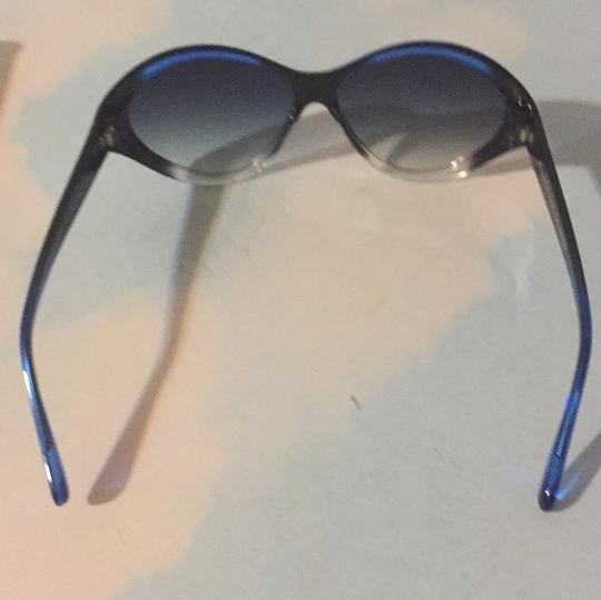 Oliver Peoples blue plastic Image 6