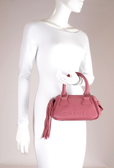 Chanel Satchel in Pink