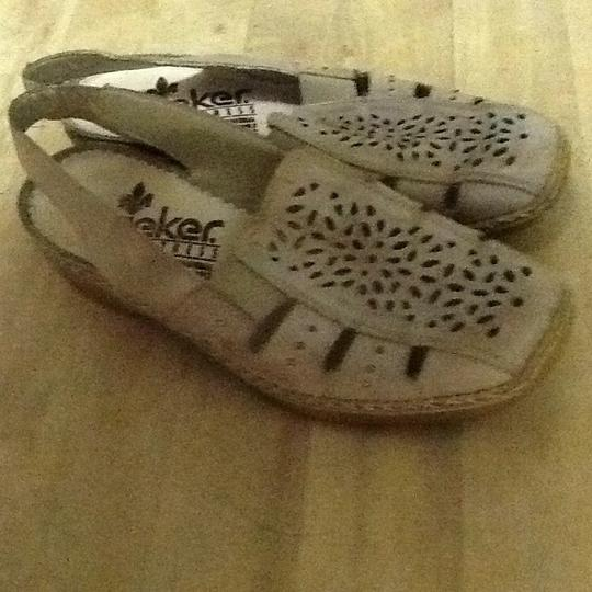 Rieker taupe Sandals Image 9