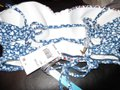 Lucky Brand Lucky Brand Hailey Paisley Underwire 2 pc Midkini & Hipster Image 6