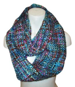 Rising Tide Chunky woven infinity