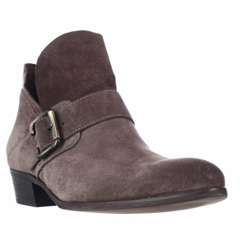 paul green capshaw low ankle earth suede 6 us beige boots on tradesy. Black Bedroom Furniture Sets. Home Design Ideas