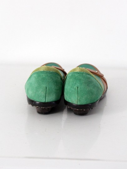 M Sport for More Nation Brazilian Green Flats