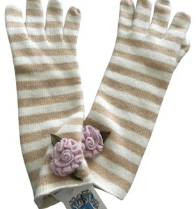 Portolano Portolano Striped Gloves