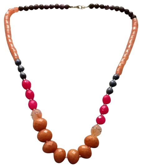 Preload https://item2.tradesy.com/images/anthropologie-bright-long-beaded-necklace-2216976-0-0.jpg?width=440&height=440