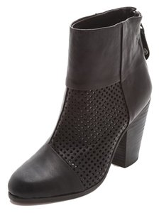 Rag & Bone Newbury Black Boots