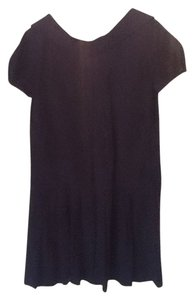 Miu Miu short dress navy on Tradesy